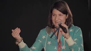 Heroines Show Up   Dina Gregory   TEDxBethuneStreetWomen
