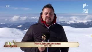 De 1 Mai se poate schia la Cota 2000, în SInaia!