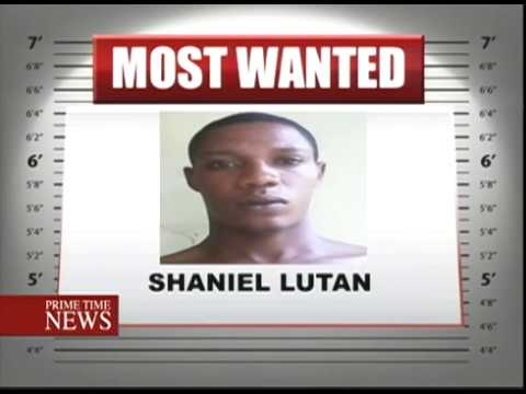 Top 5 Most Wanted In Jamaica - TVJ Prime Time News - November 17 2017