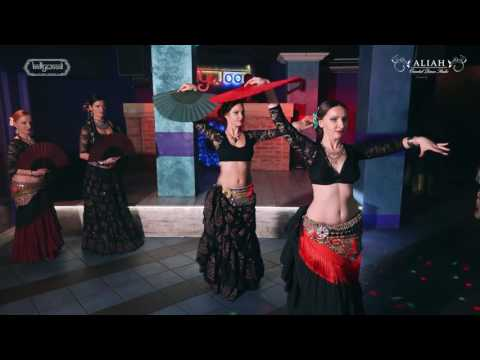 The Siren Project - ATS® with flamenco fan