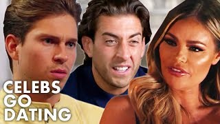 WEIRDEST Dates TOWIE Stars Have Been On! With Joey Essex & More – Pt. 2 | Celebs Go Dating