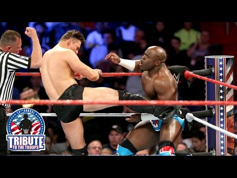 Apollo Crews vs. The Miz: Tribute to the Troops, Dec. 14, 2016
