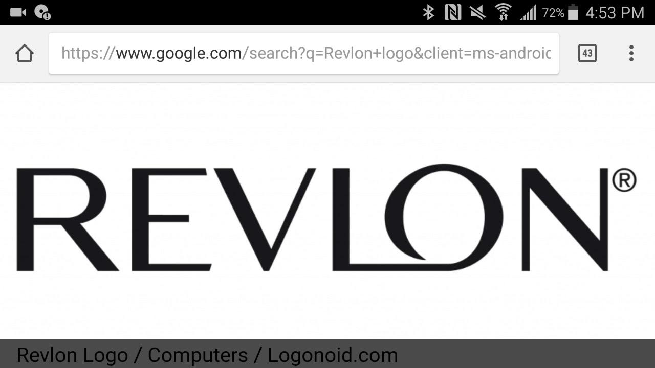 new mandela effect revlon logo looks different youtube rh youtube com revlon logo transparent revlon logo vector