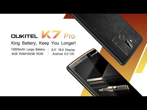 REVIEW OUKITEL K7 PRO