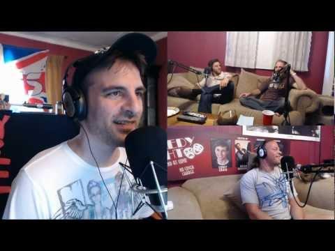 Comedy Bone Episode 006 - Rob Van Dam, Carlos Alazraqui and K-Von