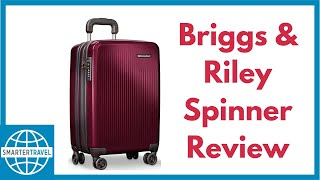 Briggs & Riley Spinner Luggage Review   SmarterTravel