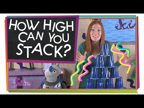 how-high-can-you-stack?-|-engineering-for-kids