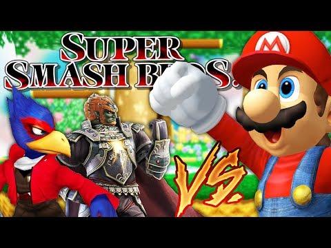 WHO IS THE BEST AT SMASH!? AUSTIN VS ANDREW VS ME!