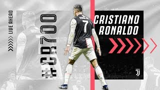 #CR700...AND IT'S NOT OVER! | CRISTIANO RONALDO SCORES 700TH ALL-TIME GOAL!