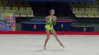 видео Художественная гимнастика г.Владимир 24 декабря 2016