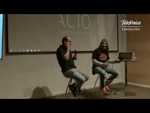 [2017] Chema Alonso en la Fundación Telefónica Argentina