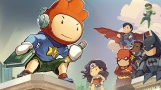 Ign Reviews - Scribblenauts Unmasked