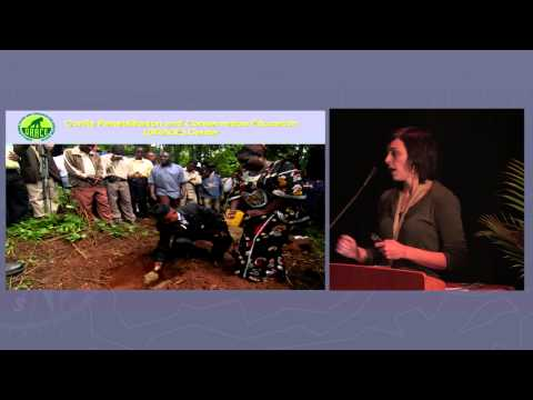 Sonya Kahlenberg - Advancing Animal Welfare Science and Policy 2014