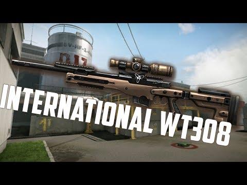 Vendor Weapons - Warface International WT308