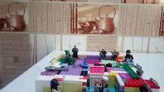 Лего самоделка Великая Отечественная Война
