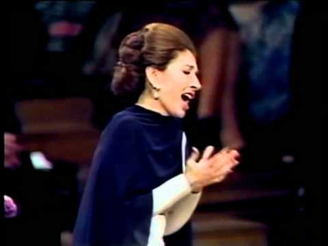 Maria Callas 'London Farewell Concert' 1973, part V of V