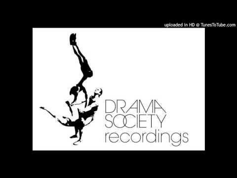 DRAMA SOCIETY feat. KATE WAX - EATING THE SKY (Drama Sociey recordings, 2009) * LUCA BALDINI