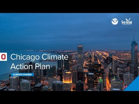 Climate Webinar: Chicago Climate Action Plan