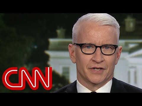 Anderson Cooper slams Trump's 'routine dishonesty'