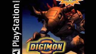 Digimon World OST: Monochrome Shop