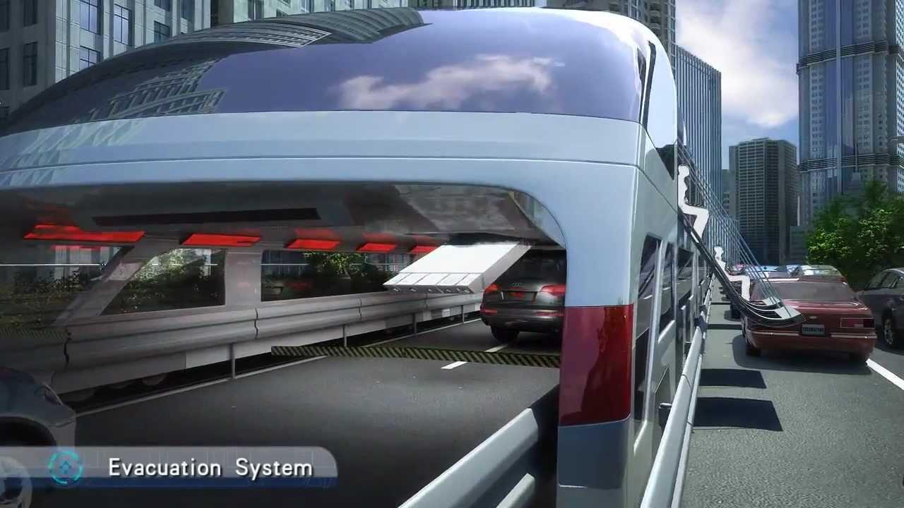China New Bus Design