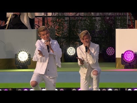"Marcus & Martinus - On This Day  - Live from ""Grattis Kronprinsessan"" @ SVT  14.07.17"