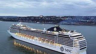 Msc Poesia Ship Tour