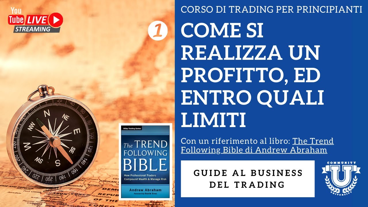 corso di trader