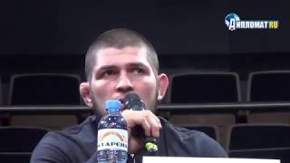 Хабиб Нурмагомедов жестко раскритиковал UFC в России