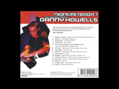 Nightlife Report - mixed by Danny Howells CD 1998
