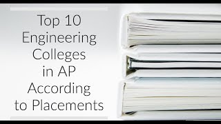 Top 10 Engineering Colleges in Andhra Pradesh 2019 UPDATED - Best Btech Colleges in AP