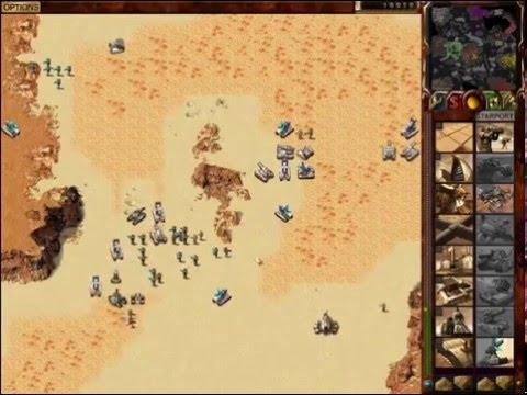 Dune2000 3v3 [Chinese Team] vs Dan Calamity Yamu 20160327