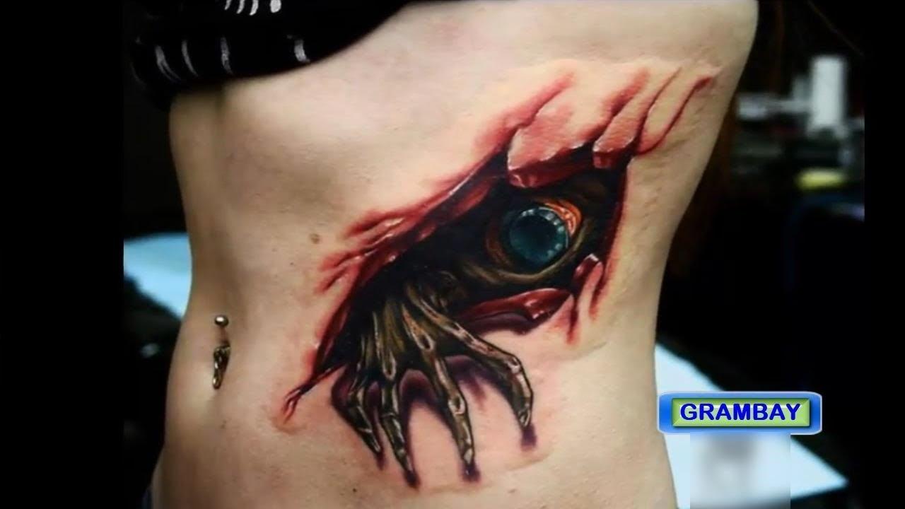 Los Tatuajes Mas Impresionantes Del Mundo Youtube