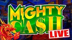 $500.00 Mighty Cash Slot Machine Challenge LIVE