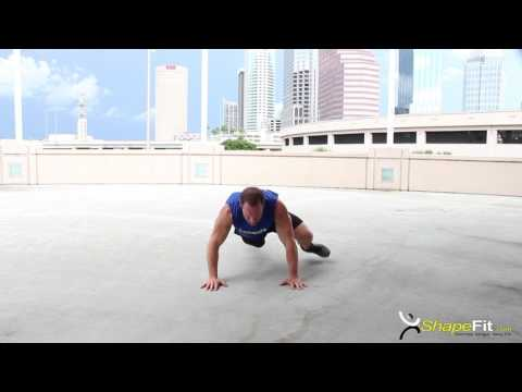 How To Perform Spiderman Mountain Climbers