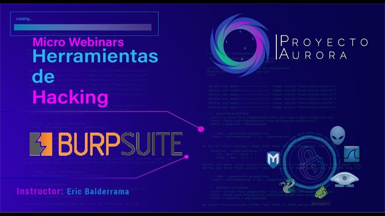 Micro Webinar - Herramientas de Hacking