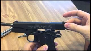Colt 1911 A1 .22LR Pistol
