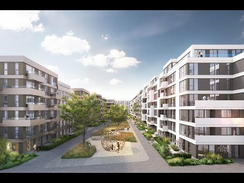 Exclusive apartments in Luisenpark, Berlin-Mitte, Germany!