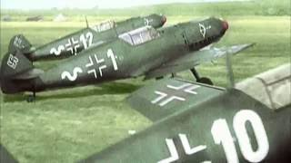 Вторая мировая война в цвете.  Наступление на Великобританию