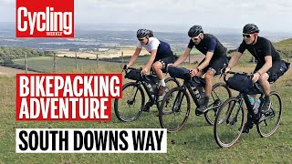 The South Downs Way | Bike Packing Adventure | Cycling Weekly