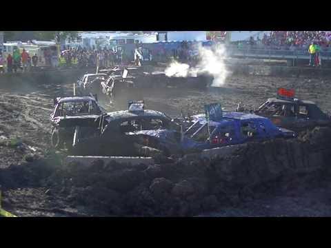 McLeod County Demolition Derby 2016 (80's Weld)