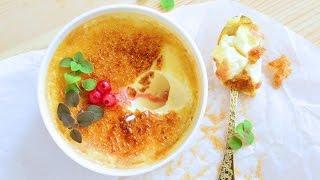 Крем-брюле ☆ Creme brulee