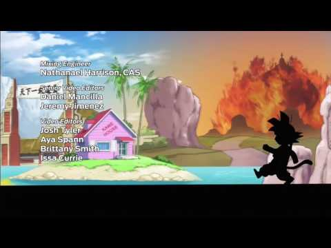 Dragon Ball Super Ending 1 ( :27 English...