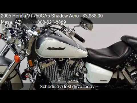 2005 Honda VT750CA5 Shadow Aero  for sale in Mesa, AZ 85202