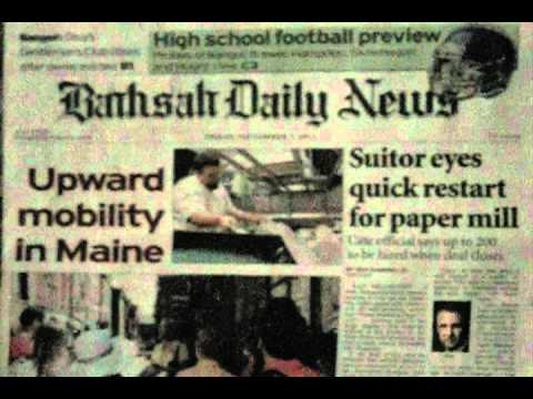 The Bangor Daily News & Bath Salts