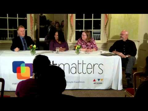 Art Matters Symposium Series: Writing About Writing