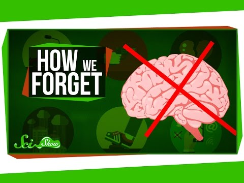 How to Forget Things on Purpose