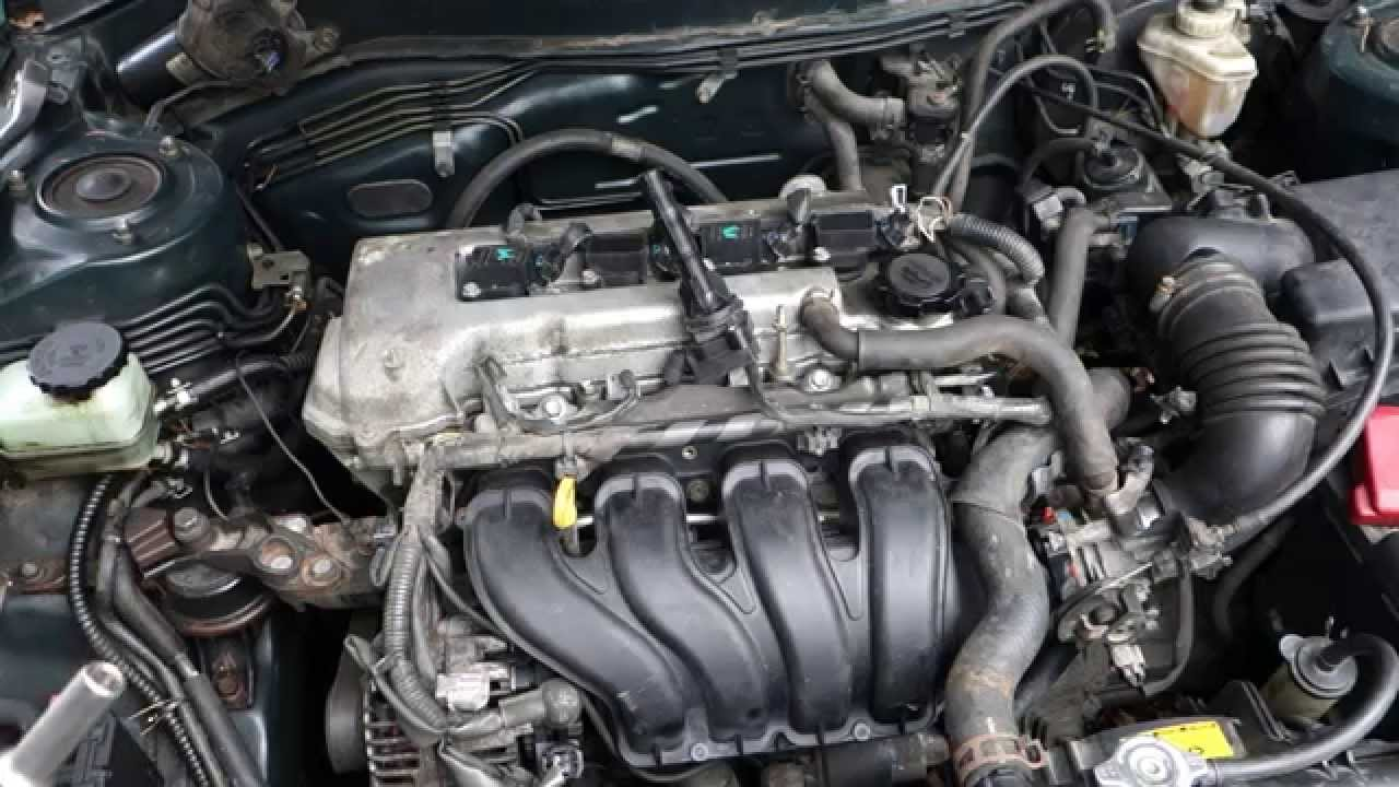 repair engine error failure code p toyota corolla years    youtube