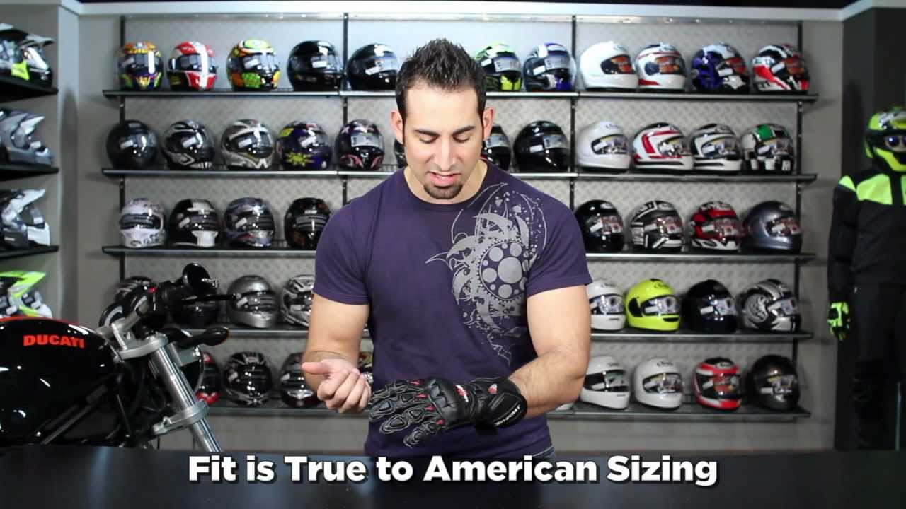 Joe rocket leather motorcycle gloves - Joe Rocket Leather Motorcycle Gloves 50