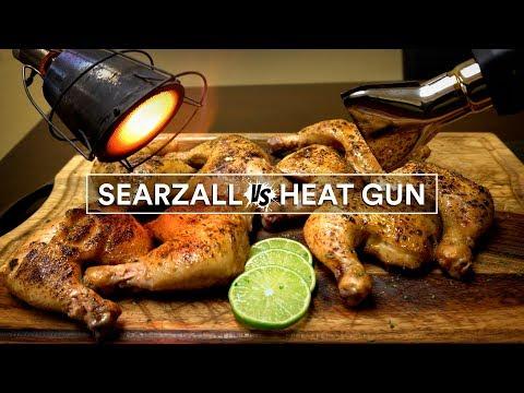 SEARSALL vs HEATGUN - Which is better for Sous Vide?
